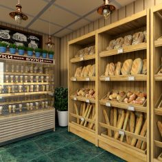 Мини-пекарня «Красногорск»
