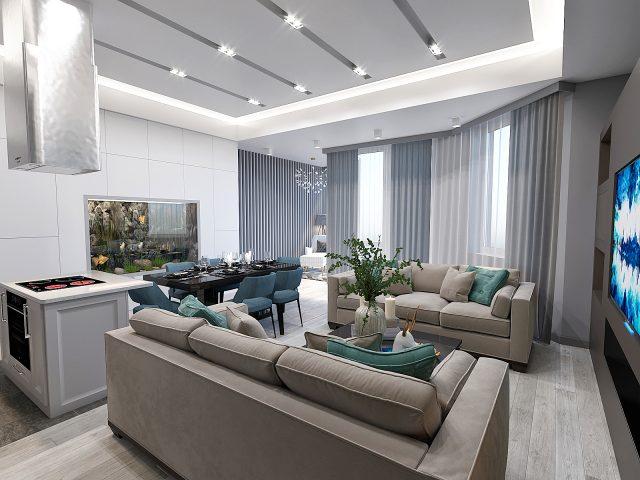 Квартира в Ялте «Морские камни»